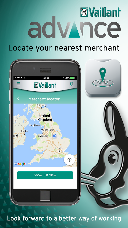 Vaillant Advance- screenshot
