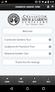 Cranbrook House and Gardens- screenshot thumbnail
