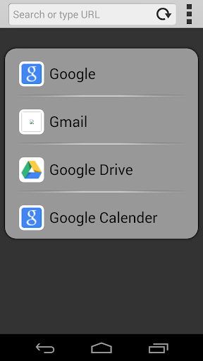 Googlers Browser