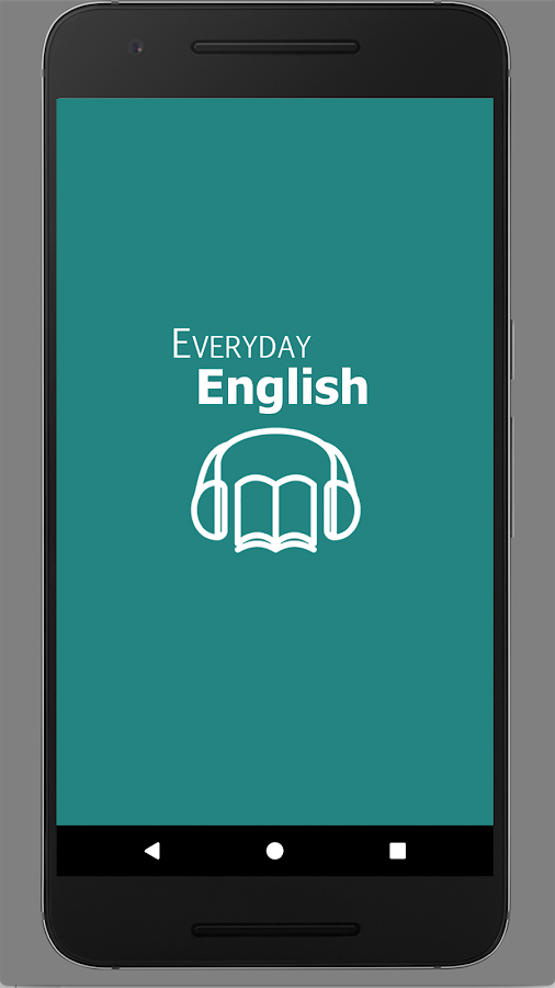 Everyday English Conversation- screenshot
