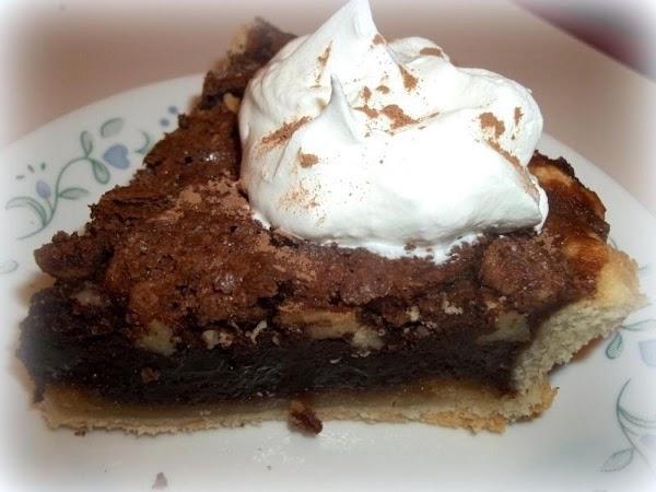 ~ Chocolate Pecan Chess Pie ~ Recipe