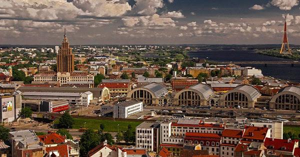 Рига - Латвия
