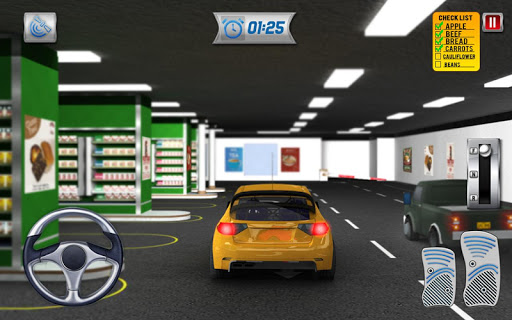 Drive Thru Supermarket 3D Sim 1.7 screenshots 14