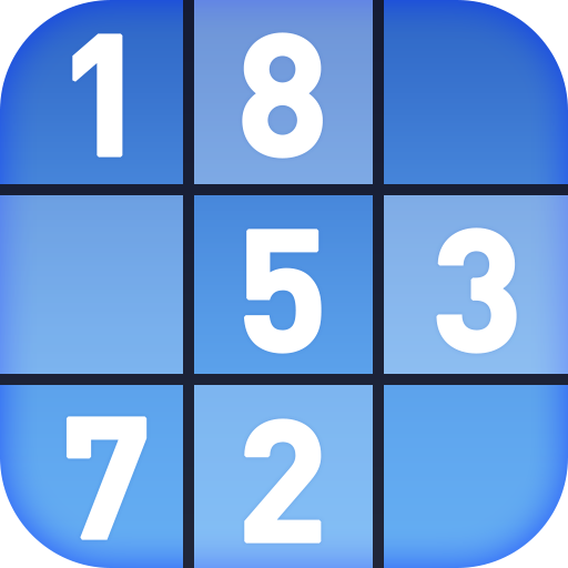 Sudoku: Numbers logic puzzle