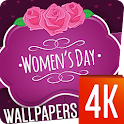 Womens Day Wallpapers 4K icon