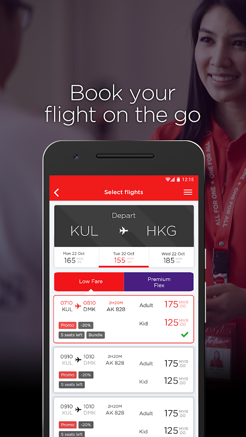 AirAsia- screenshot