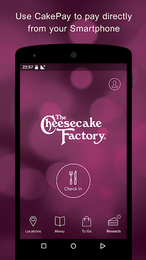 The Cheesecake Factory CakePay