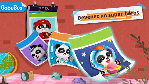 Les métiers courageux de bébé Panda  captures d'écran 1