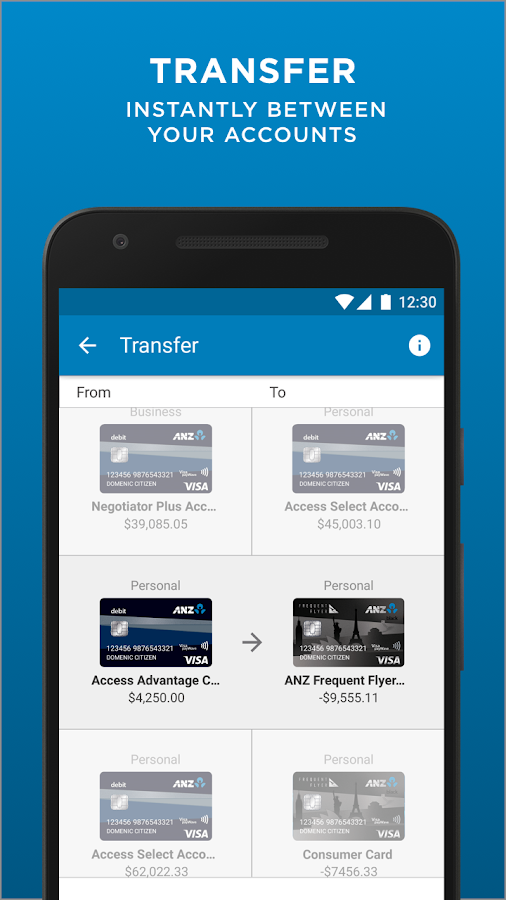Anz Bank Personal Banking