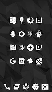 Whicons - White Icon Pack screenshot 2