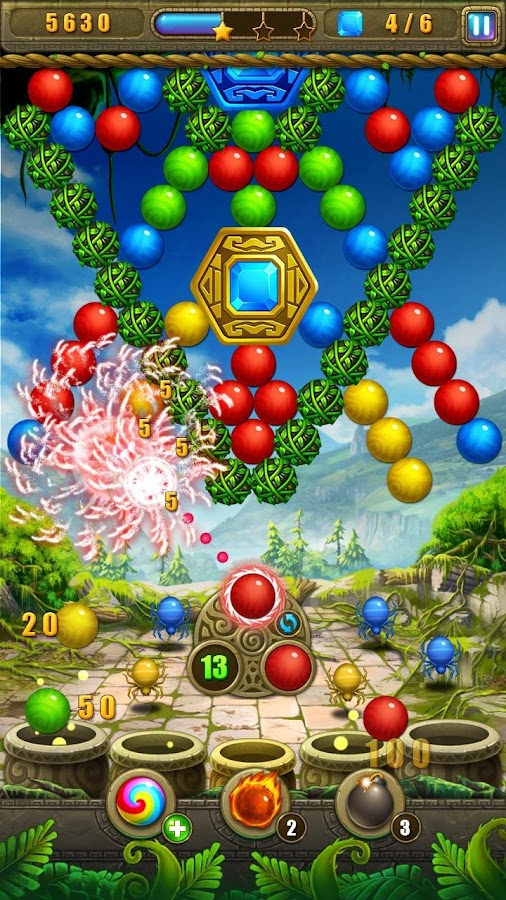 Bubble Quest - Blast Legend- screenshot