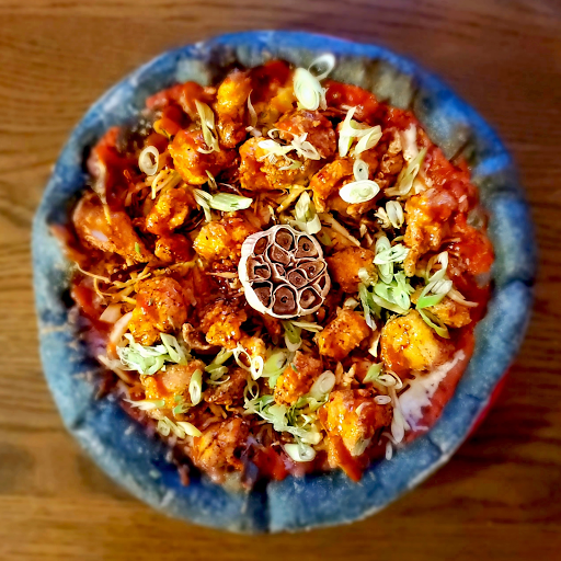 *NEW* The Black Mass Pizza (medium)
