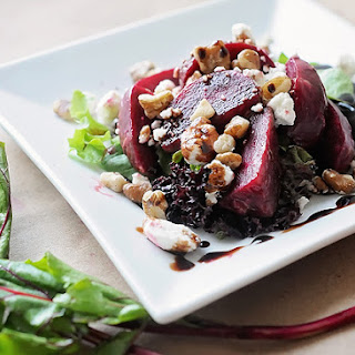 Beet and Goat Cheese Salad Recipe