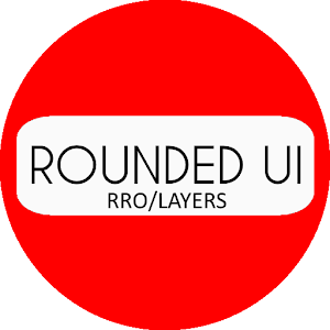 Rounded UI – RRO/Layers Theme v2.5 APK