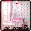 Girls Room Design icon