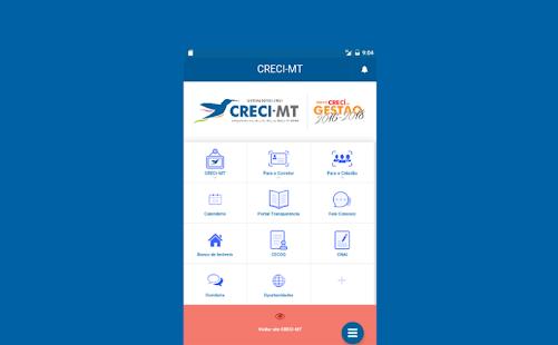 CRECI MT - náhled