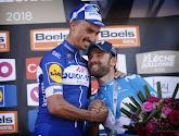 Julian Alaphilippe is bestemd om de troonopvolger van Alejandro Valverde te worden