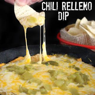 Chili Relleno Dip.