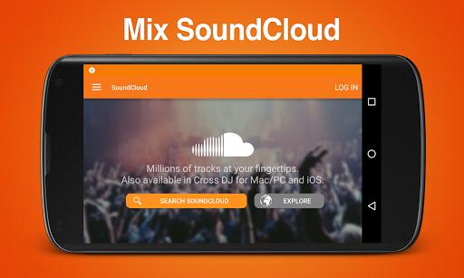 Cross DJ Pro para Android