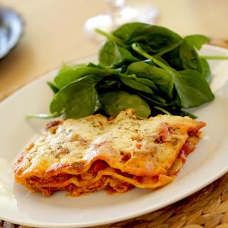 Beth's Lasagna