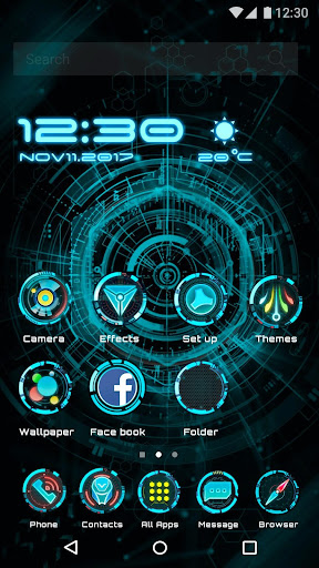 Download Light Tour Theme for Android MOD APK 1