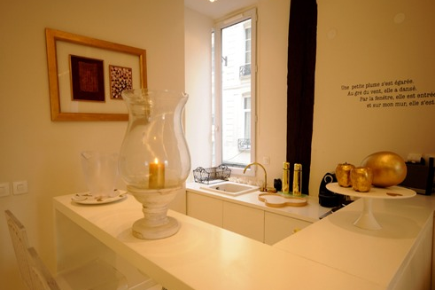 serviced apartment in saint germain