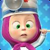Doctor Masha: jogos de animais