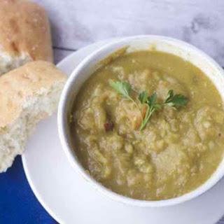 Slow Cooker Split Pea Soup