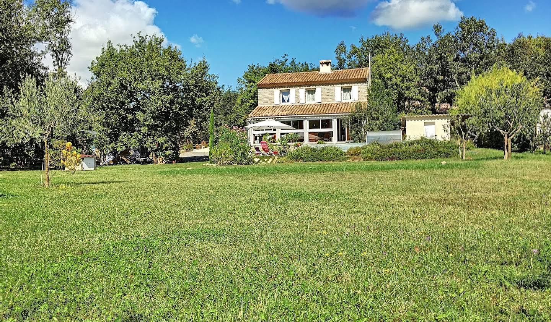 Maison avec piscine et jardin Vabres
