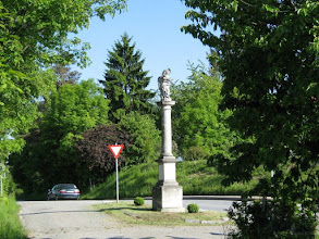Photo: Die Frauensäule in Schillingsdorf