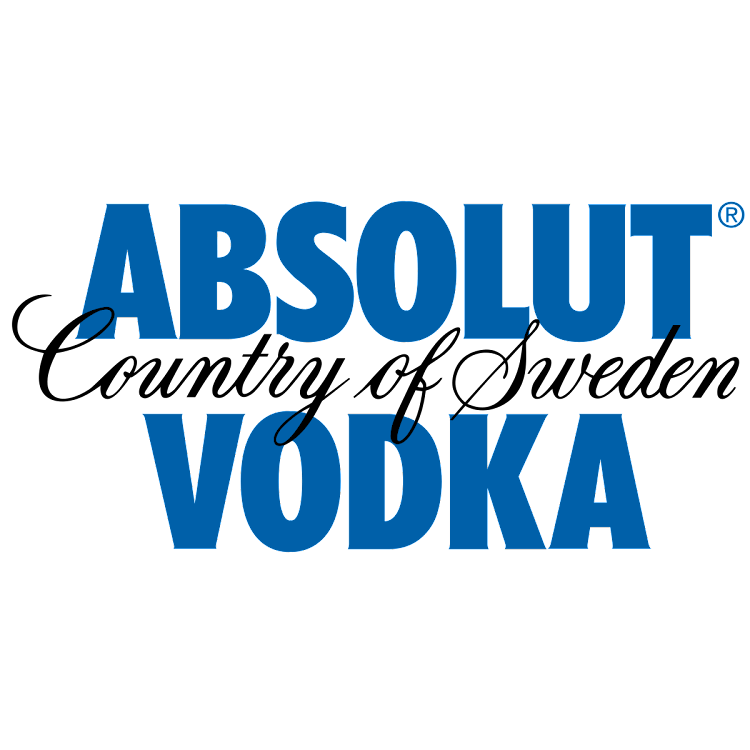Logo for Absolut Vodka 750 Ml