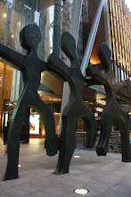 Photo: Year 2 Day 136 - Sculpture in Orchard Road