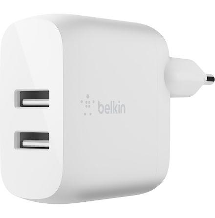 Väggladdare Belkin USB-A 24W