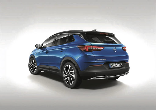 The rear design is clean and modern but the electric tailgate proved temperamental. Picture: QUICKPIC