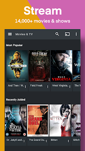 Plex: Stream Free Movies, Shows, Live TV & more Capture d'écran