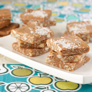 Guilt-free Nuts & Seeds Toffee Squares