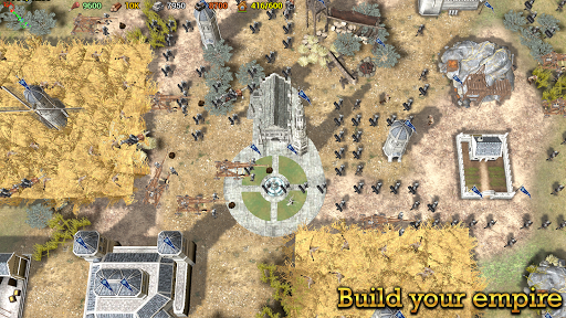 Shadows of Empires: PvP RTS apklade screenshots 1