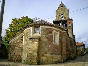 Photo: Etapa 21. Esglesia. Rabanal del Camino