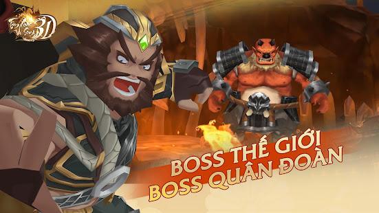 Hack Game Tam Quốc Vô Song 3D apk free