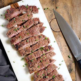 Paleo Steak Marinade (Paleo, GF + Sugar Free).