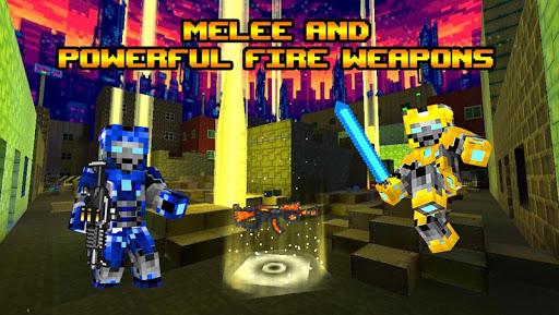 Code Triche Rescue Robots Sniper Survival APK MOD screenshots 4