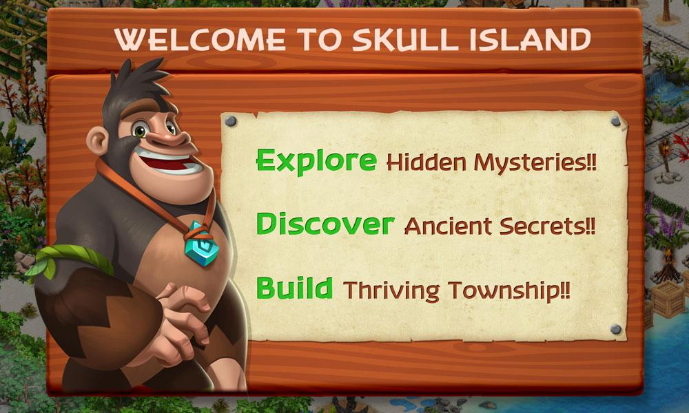 Skull Island: Survival Story- screenshot