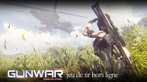 Gun War: Shooting Games  captures d'écran 1
