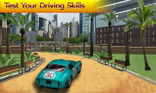 Car Parking 3D : Luxury Car Parking Games - náhled