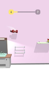 Bottle Jump 3D Screenshot