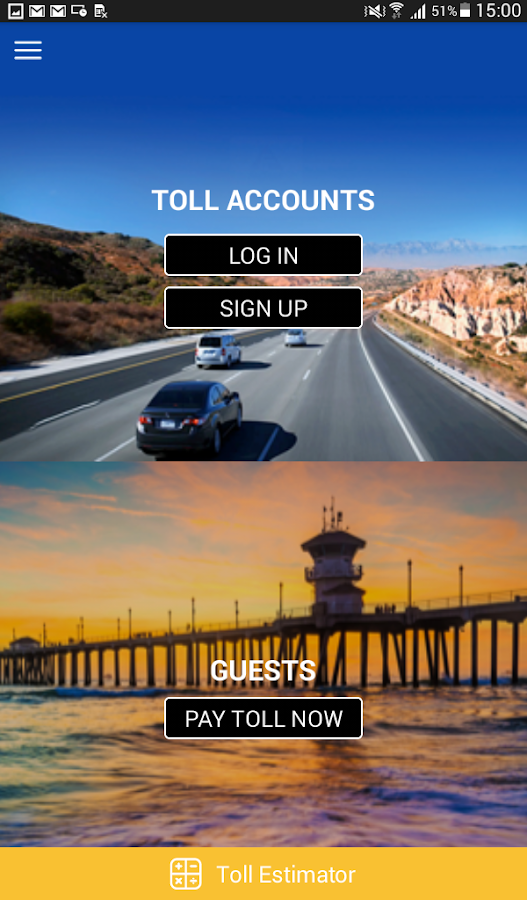 The Toll Roads- screenshot