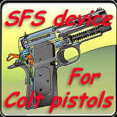 SFS device for Colt pistols