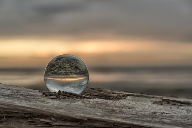 Riflesso di un tramonto di Elena Pardini