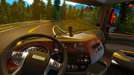 3D Euro Truck Driving Simulator Extreme Apk 1