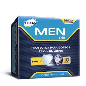 Protector TENA Men Goteos